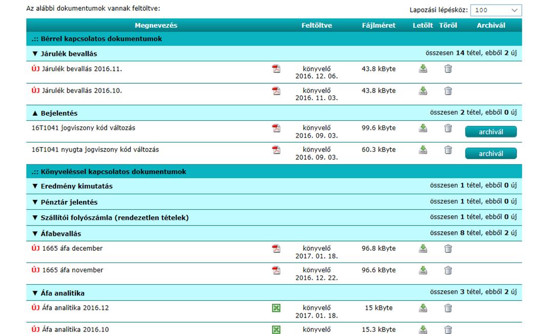 Könyvelő online - Konto Online Könyvelőiroda - Budapest